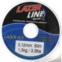 Eagle claw Плетёный шнур Lazer Line 0,12мм 7,3кг 30м(зимний)